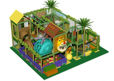 Parque de Bolas LCN