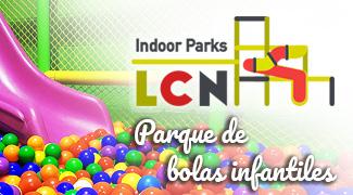 Parque de bolas infantiles LCN