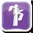 Icono saltar
