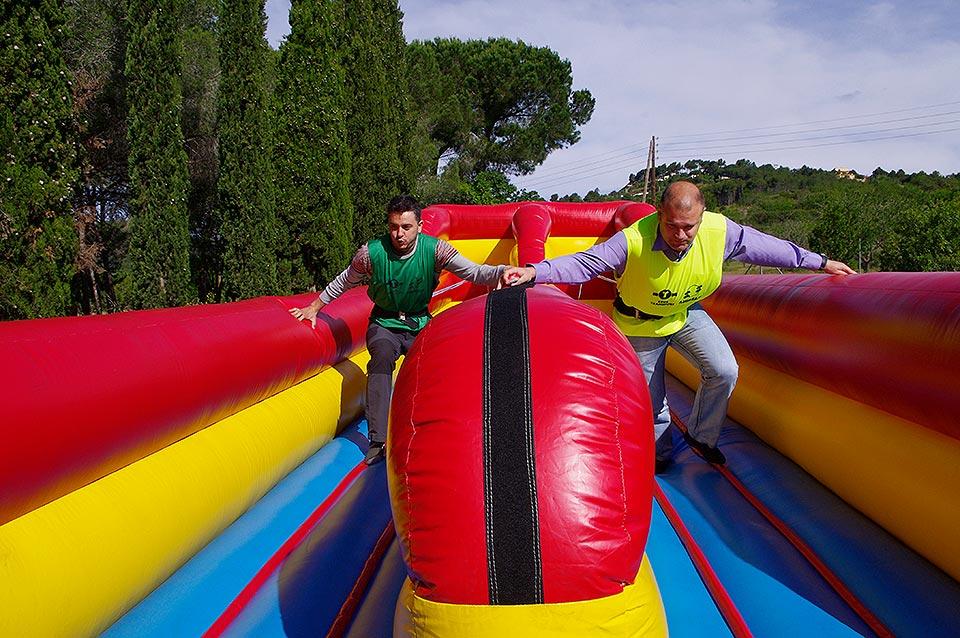 carrera bungee run