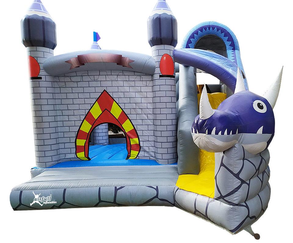 Castillo Combinado Dragón