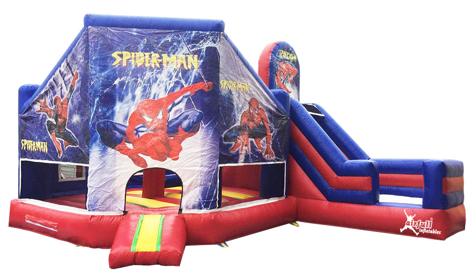 castillo-inflable-spider-man