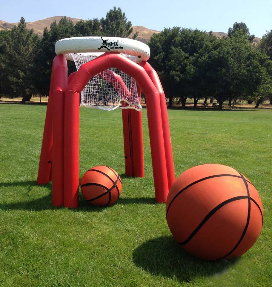 monster basketball hinchables