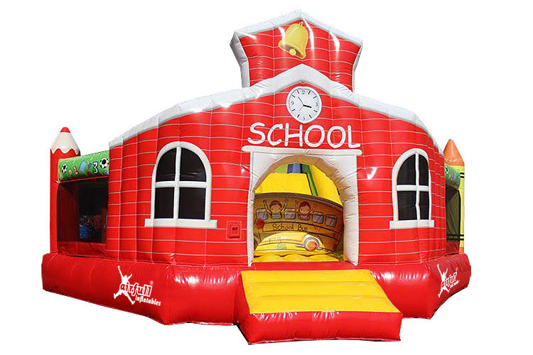 Hinchable combinado School