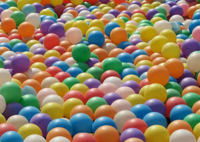 bolas para parques infnatiles