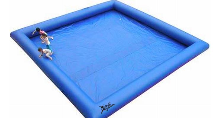 piscina hinchable acuática