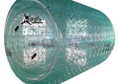rodillo acuático hinchable