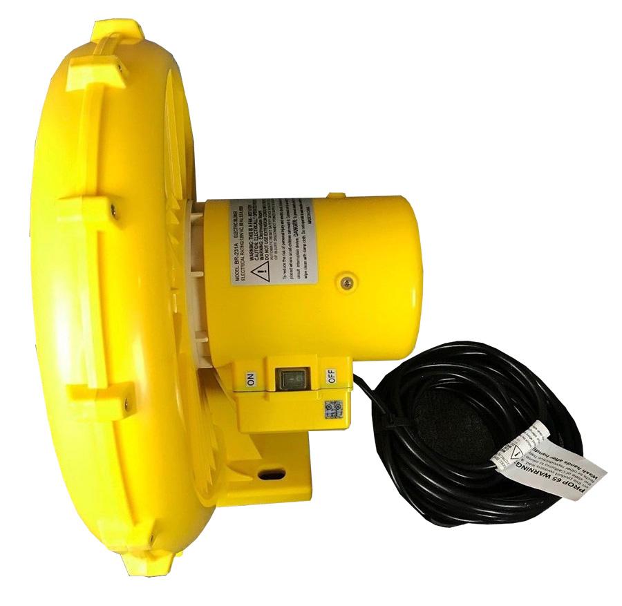 ventilador hinchable 650W