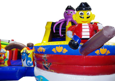Combinado Barco Pirata