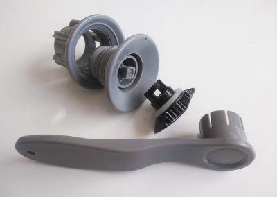 Pack cambio válvula de aire estanco