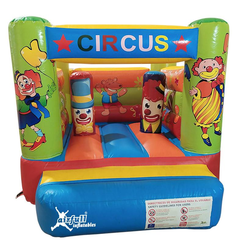 Mini castillo Circus
