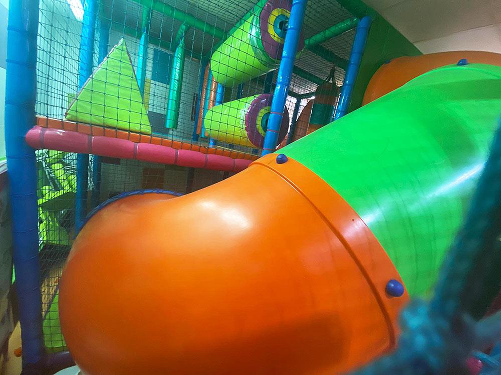 Parque de bolas de segunda mano