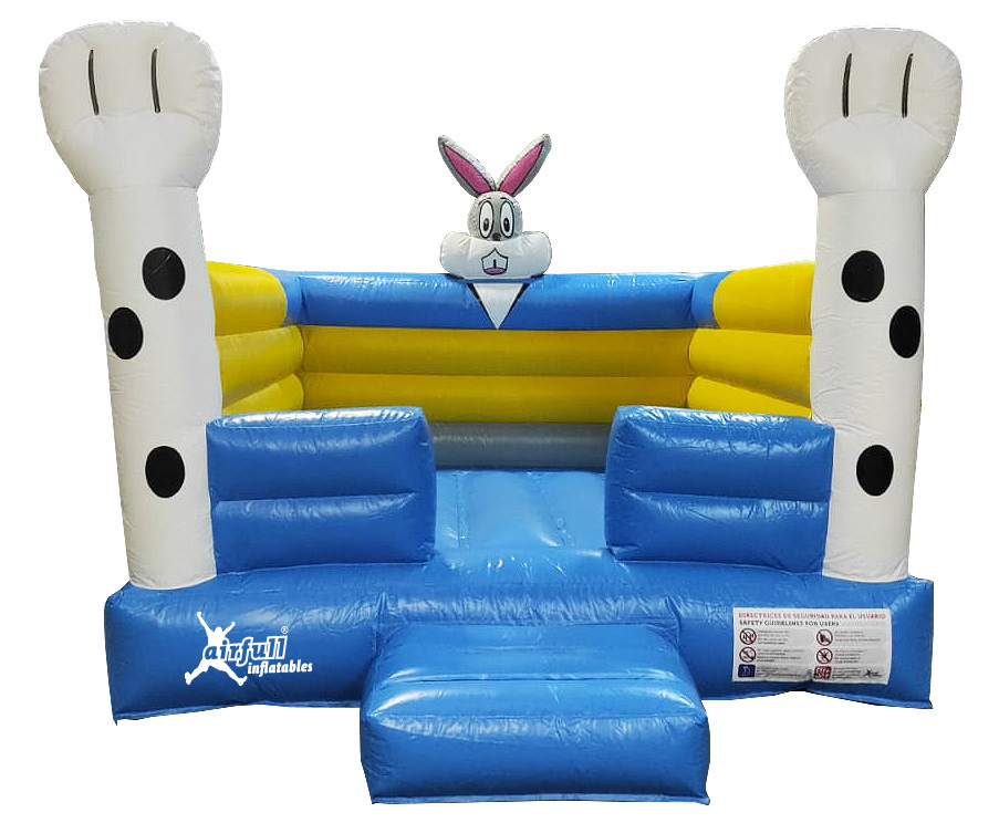 Mini Castillo Bugs Bunny